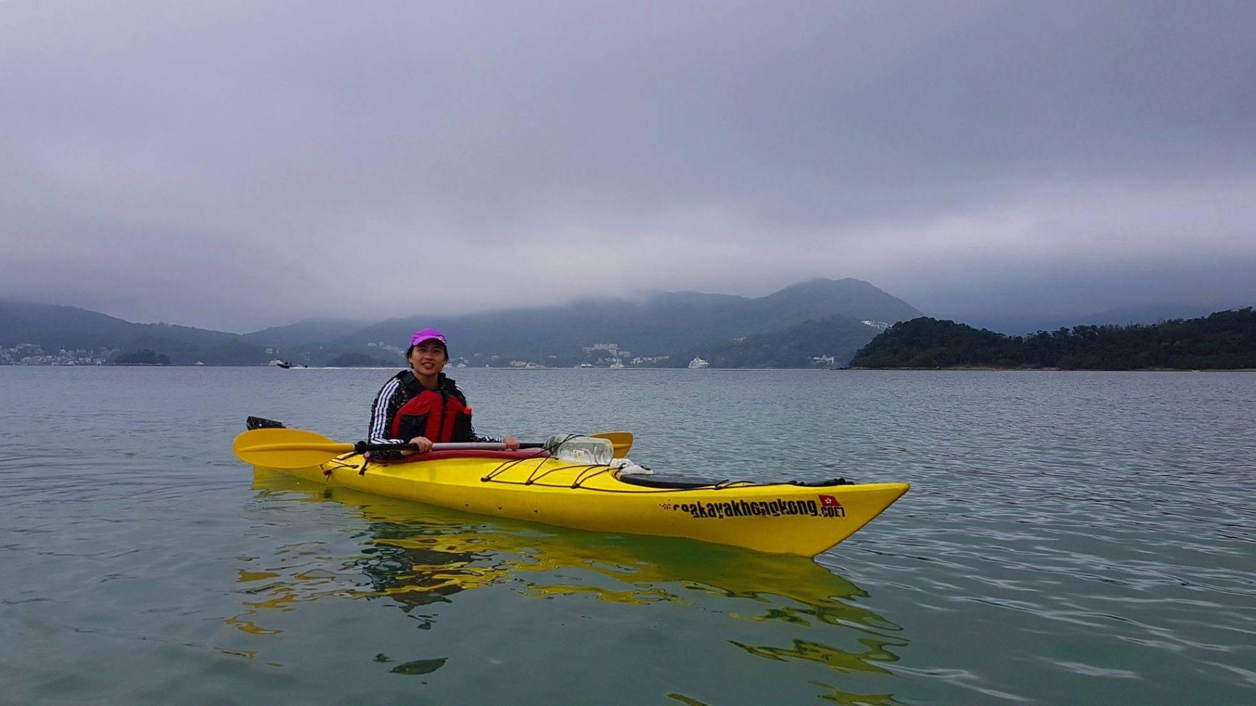 21 Feb 2019 Sea Kayak Hong Kong UNESCO Geopark 06
