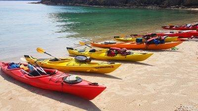 03 Mar 2019 UNESCO 2 day sea kayak trip Hong Kong 05