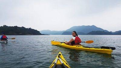 18 April 2019 UNESCO Geopark Sharp island 1 day sea kayak trip Hong Kong_03