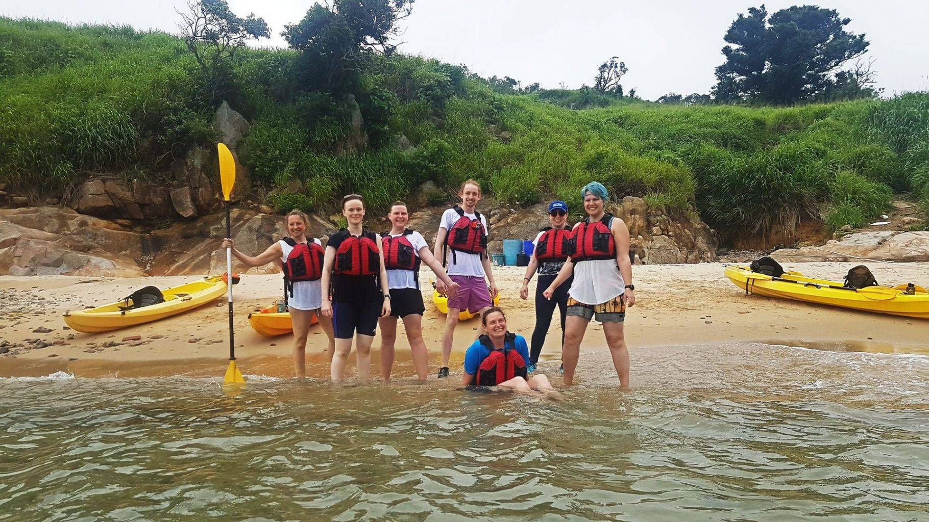 May 29 2019 Dog Island Sea Kayak trip_07
