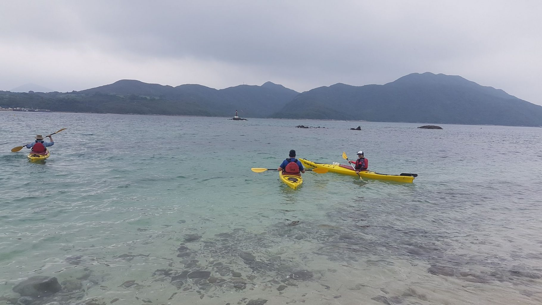May 24 2019 UNESCO Sharp Island sea kayak_12