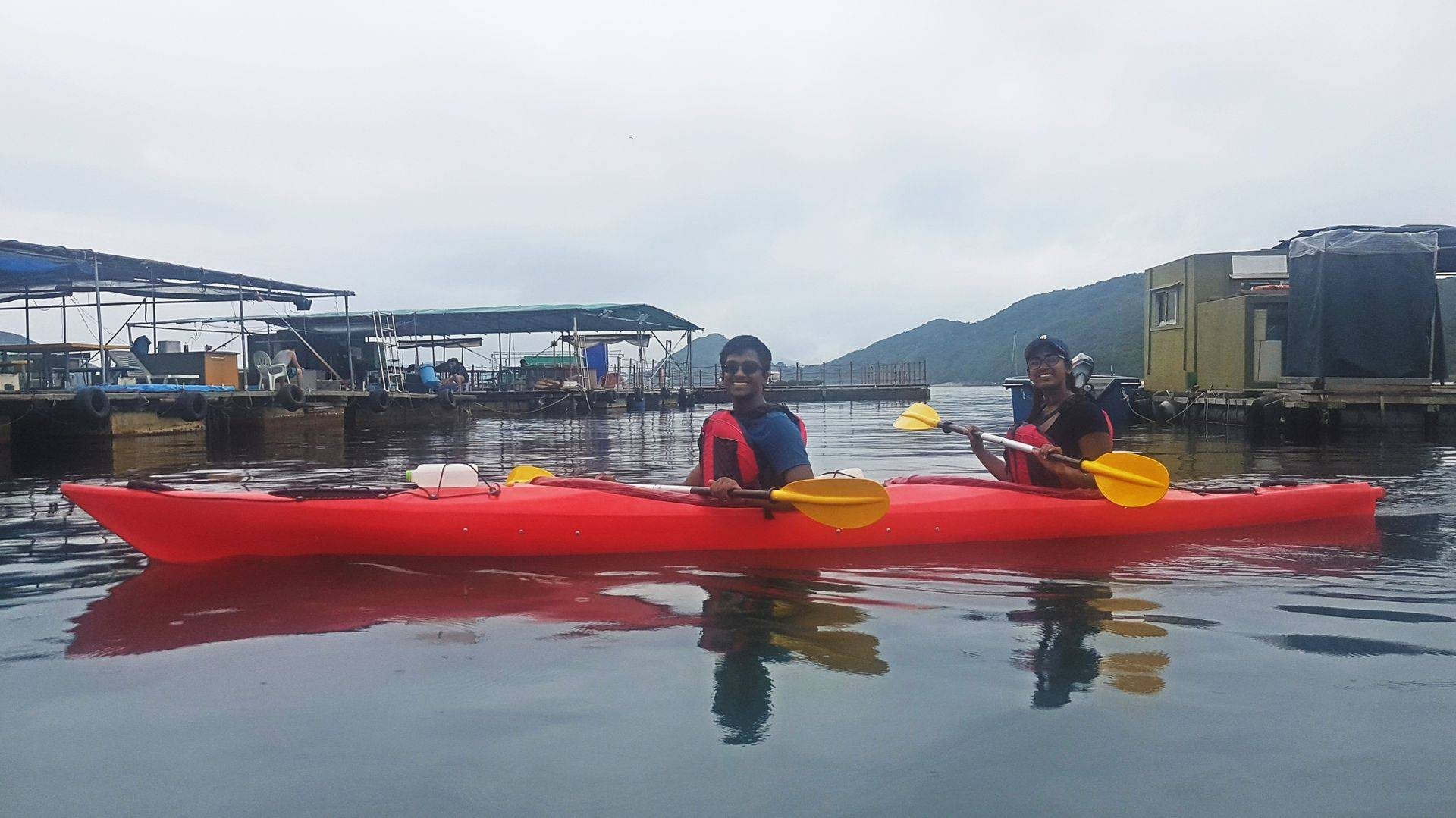 May 31 2019 UNESCO Sharp Island sea kayak_04