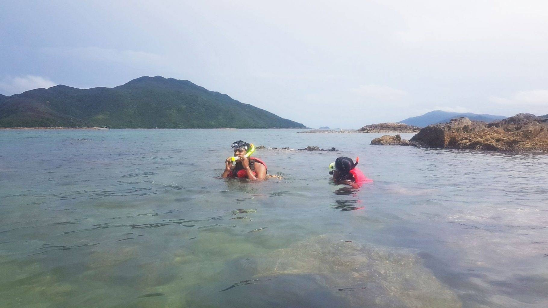 May 31 2019 UNESCO Sharp Island sea kayak_08