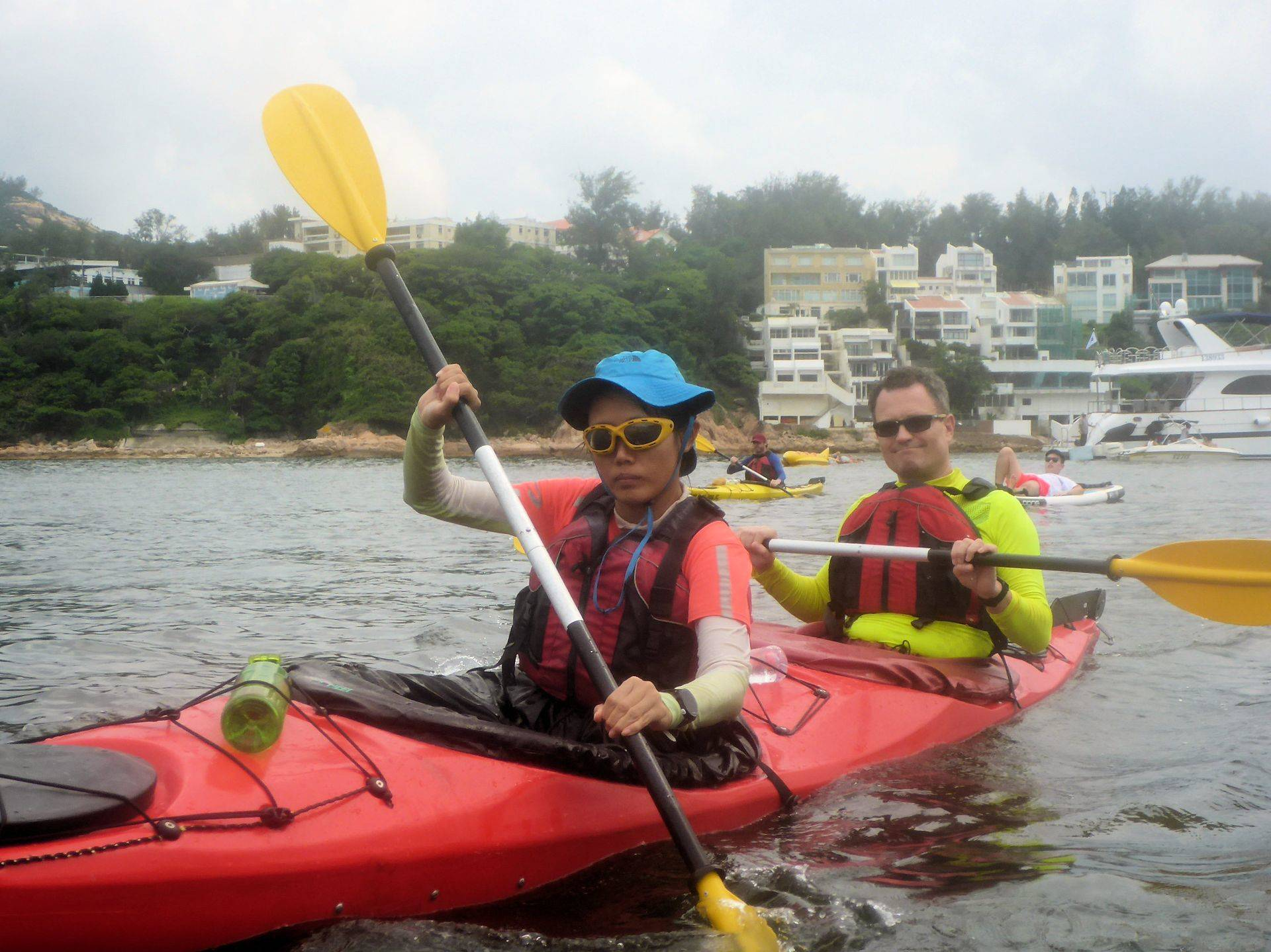 Sea Kayak Hong Kong 2018 Jul 02 Tai Tam_20