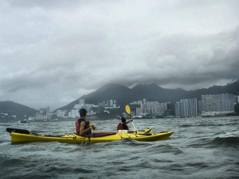 Sea Kayak Hong Kong 2018 Jul 05 Nth Lamma _22