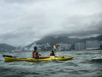 Sea Kayak Hong Kong 2018 Jul 05 Nth Lamma _22