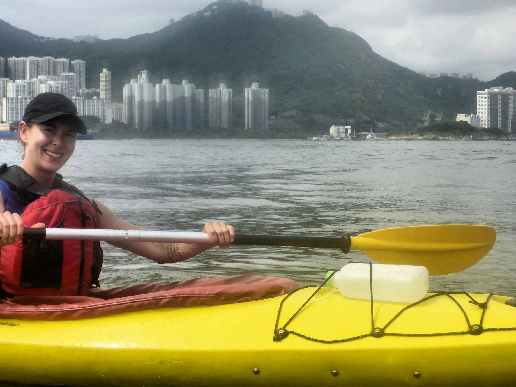 Sea Kayak Hong Kong 2018 Jul 05 Nth Lamma _37