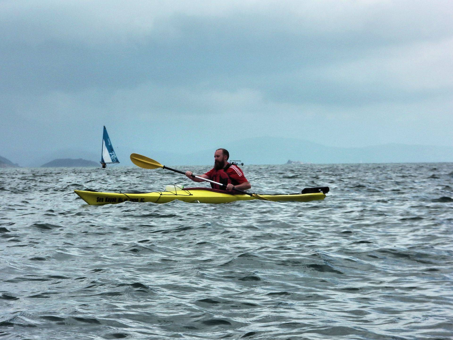 Sea Kayak Hong Kong 2018 Jul 20 Tai Tam_16