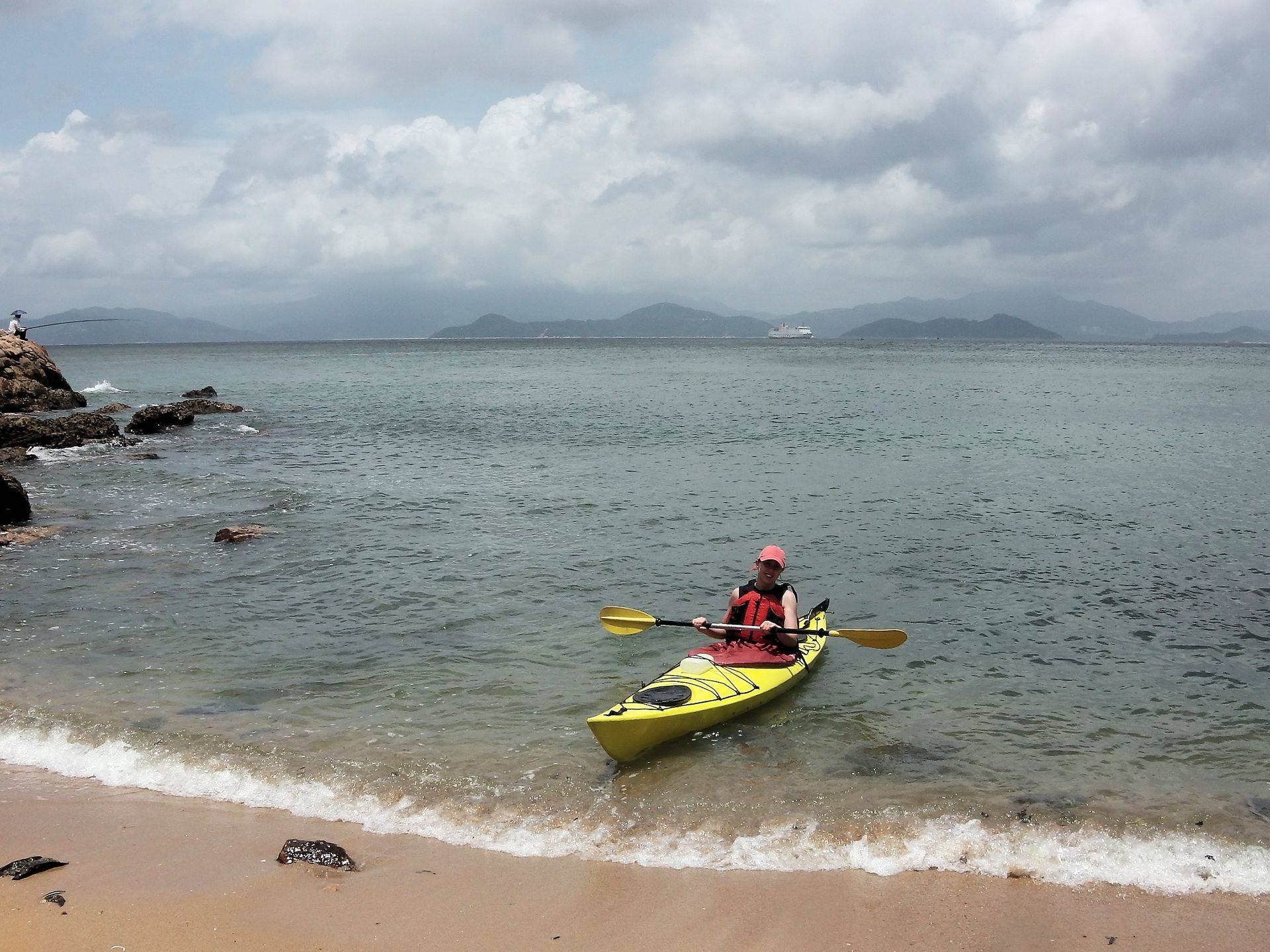 Sea Kayak Hong Kong 2018 Jul 22 Lamma_09
