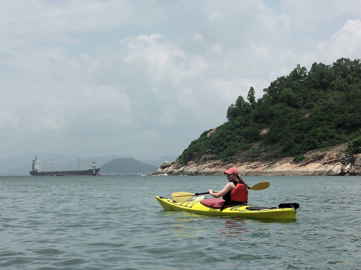 Sea Kayak Hong Kong 2018 Jul 22 Lamma_16