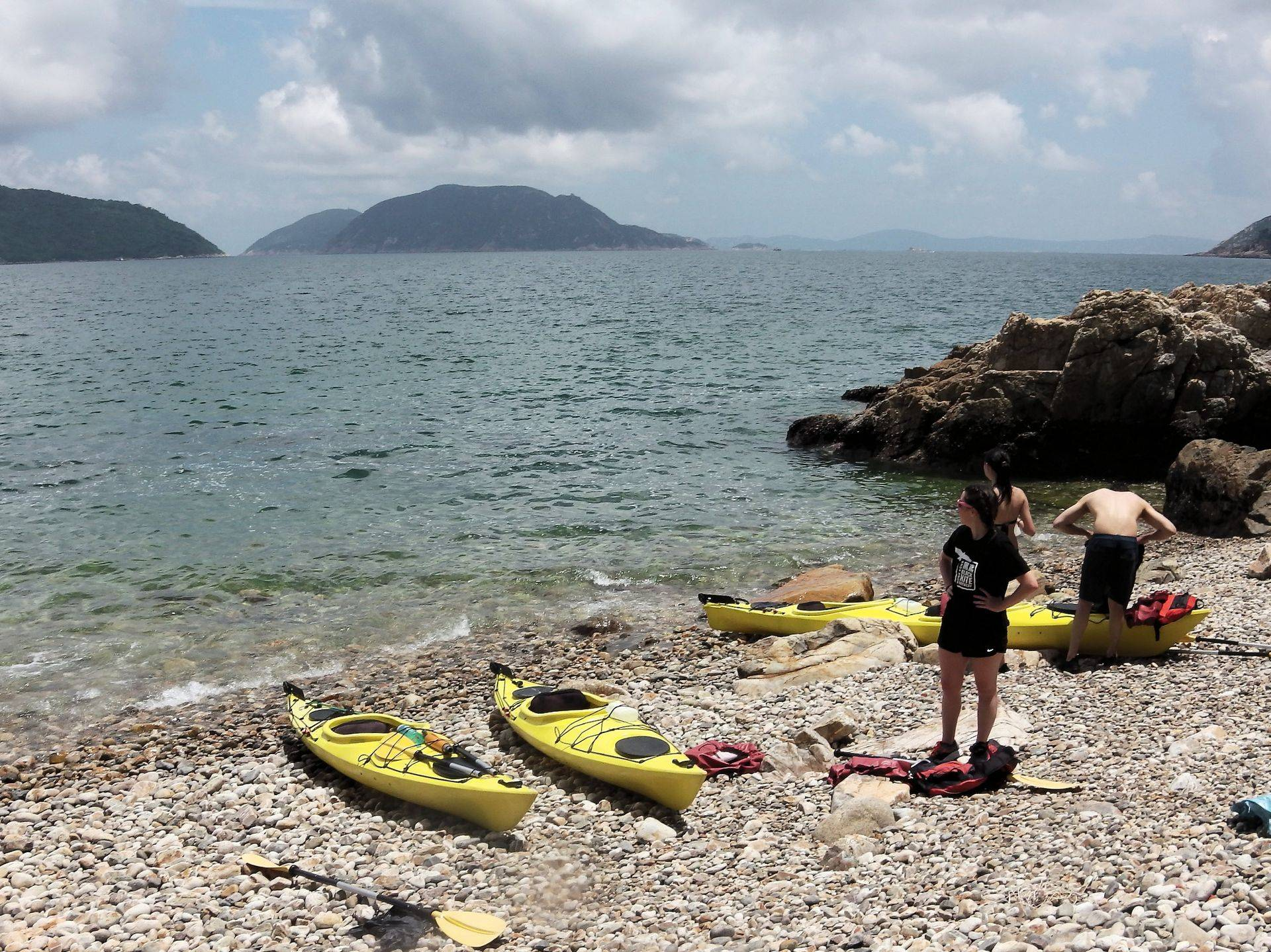 Sea Kayak Hong Kong 2018 Jul 26 Hong Kong Island_22