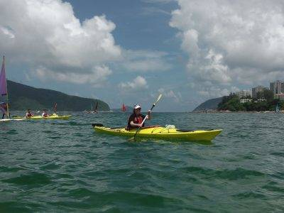 Sea Kayak Hong Kong 2018 Jul 26 Hong Kong Island_25