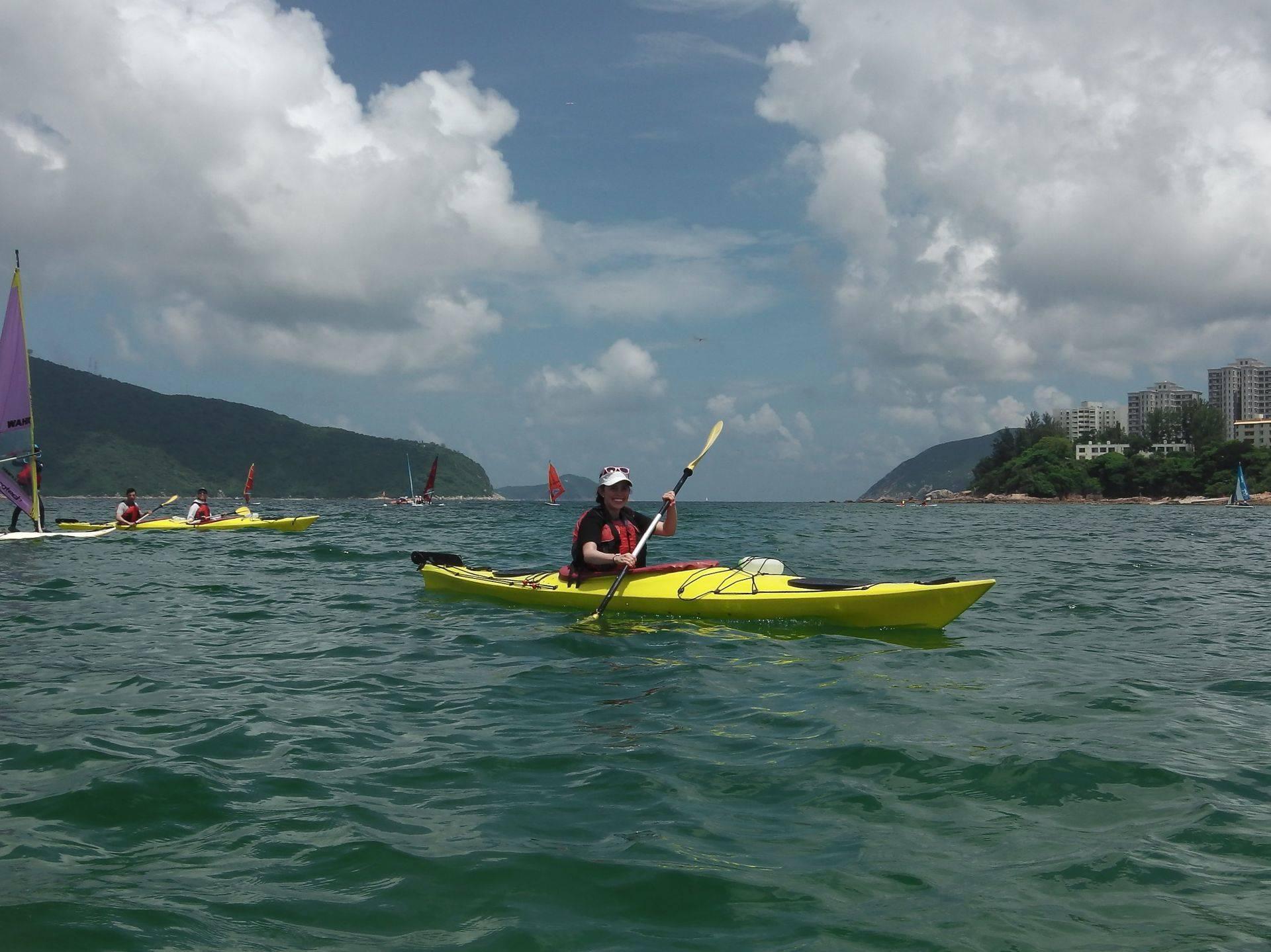 Sea Kayak Hong Kong 2018 Jul 26 Hong Kong Island_25