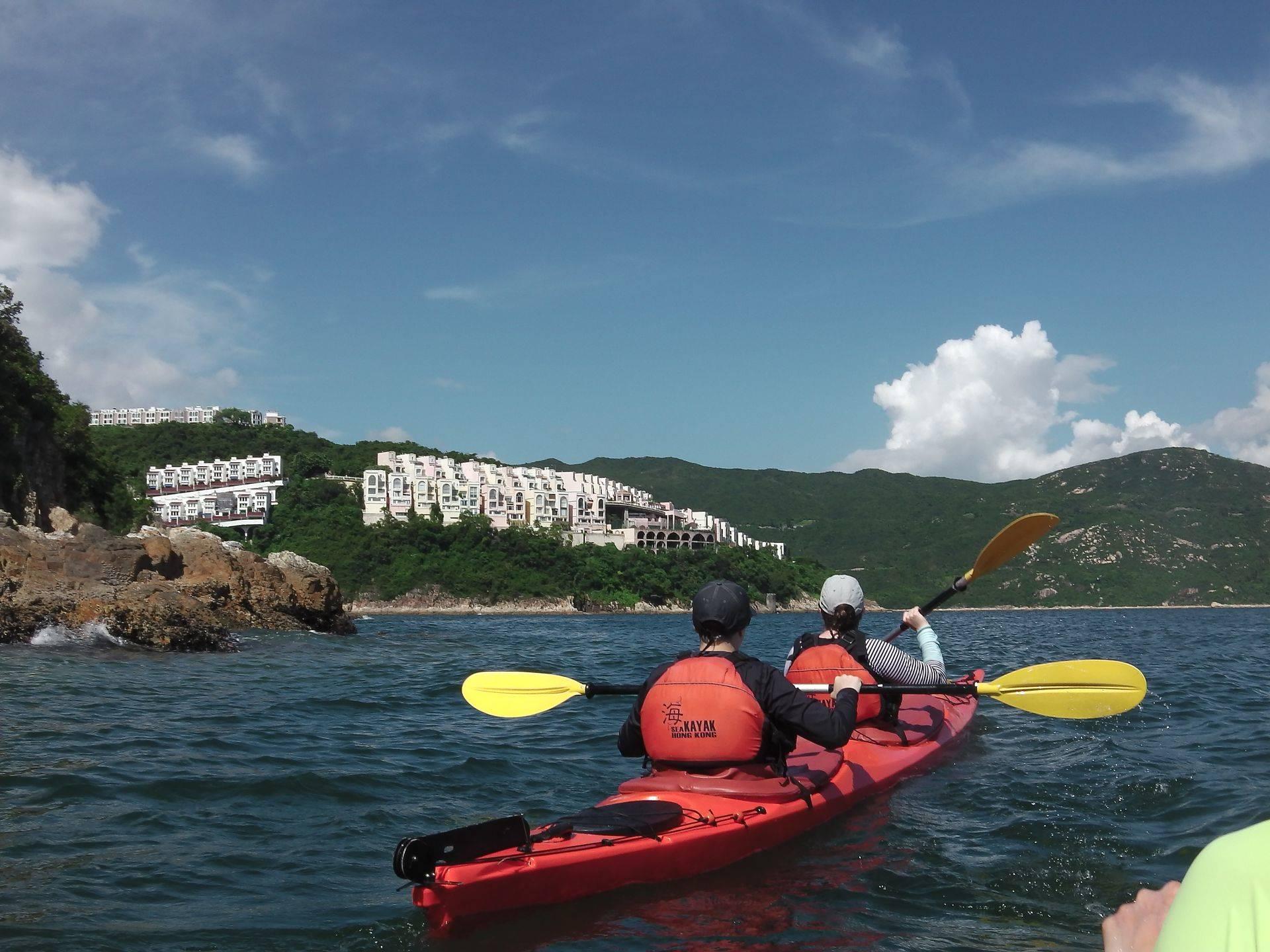 Sea Kayak Hong Kong 2018 Jul 31 Hong Kong Island_15