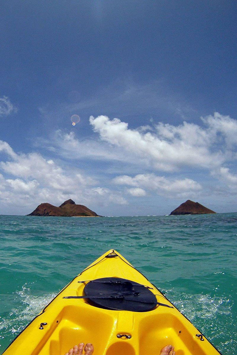 kayaking ocean literacy