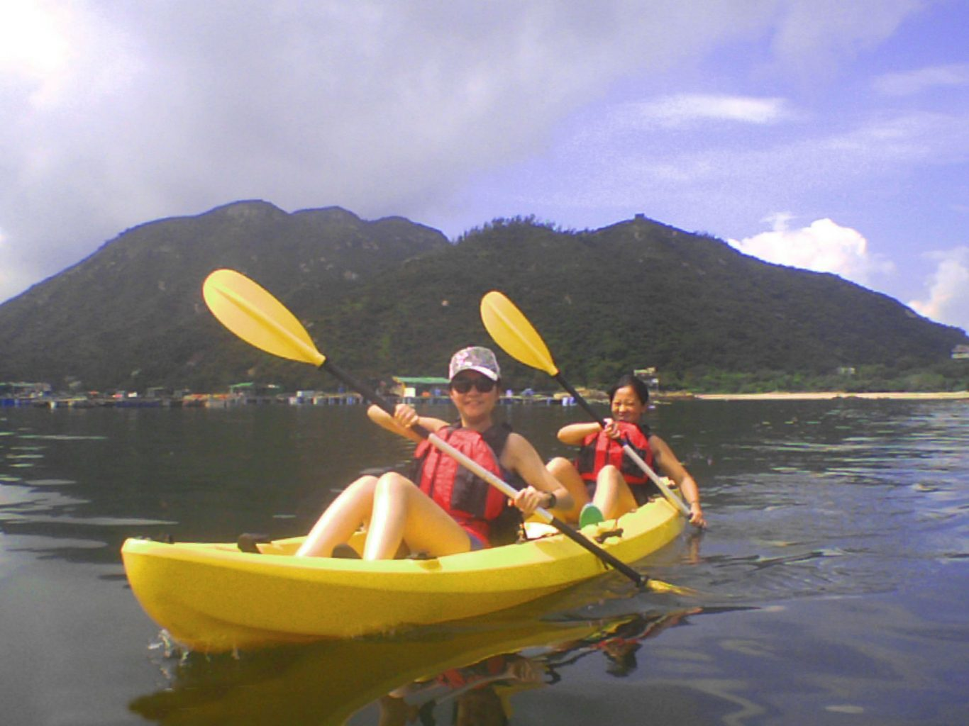 Jul 24 2019 Dog Island kayak tour_20