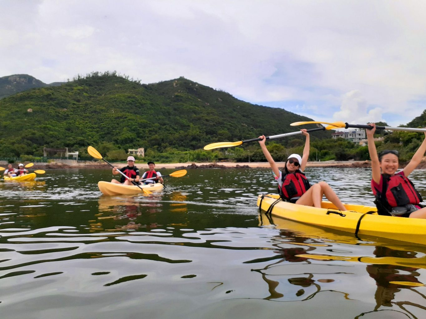 Sea kayak Hong Kong dog island jul28 HR_03