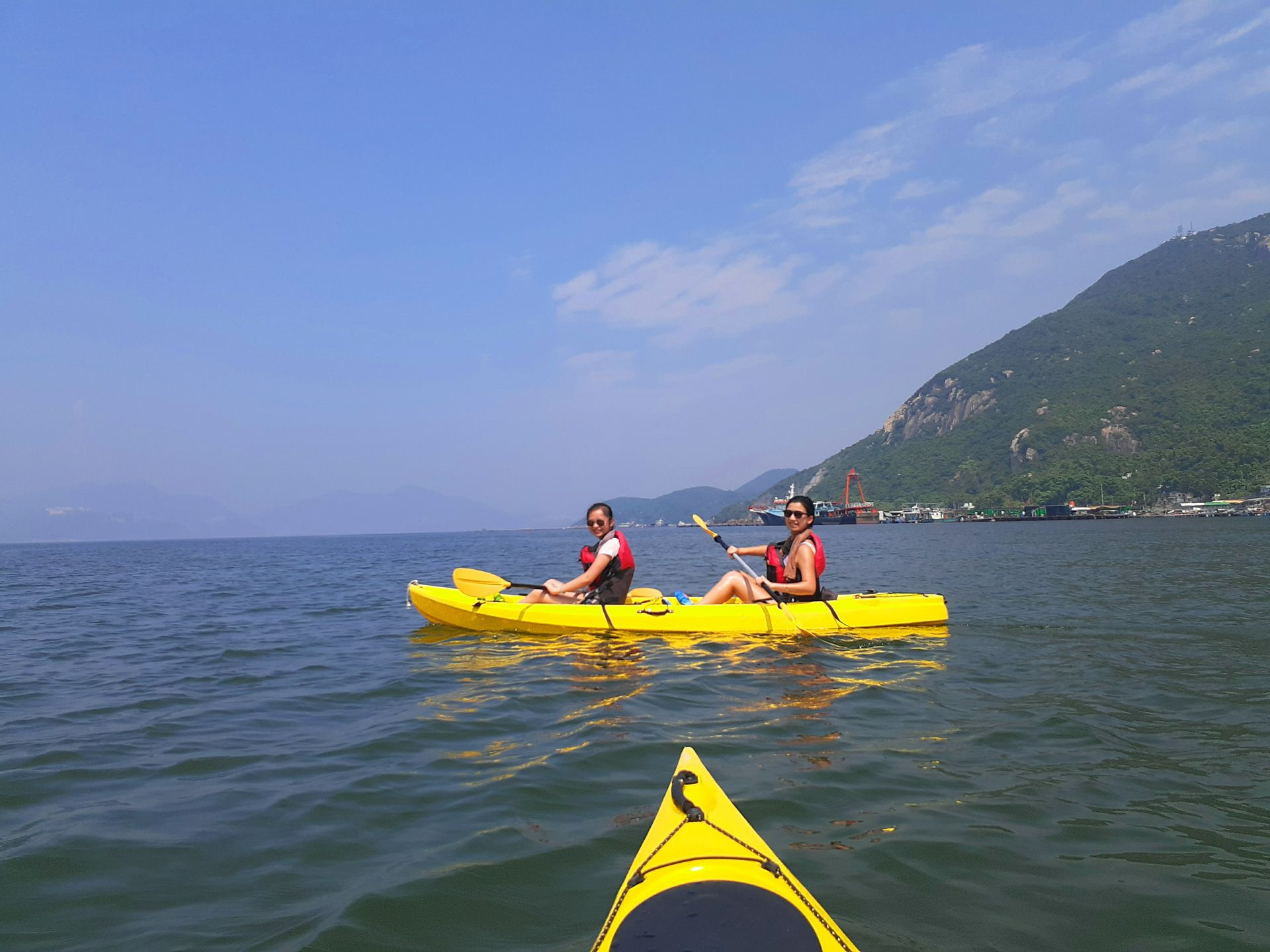 Dog Island kayak Hong Kong Aug 8 2019_02