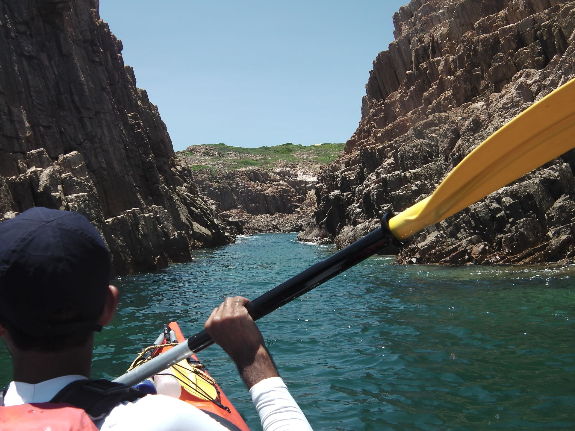 Sea Kayak Hong Kong 2018 Jul 28 UNESCO Geopark_46