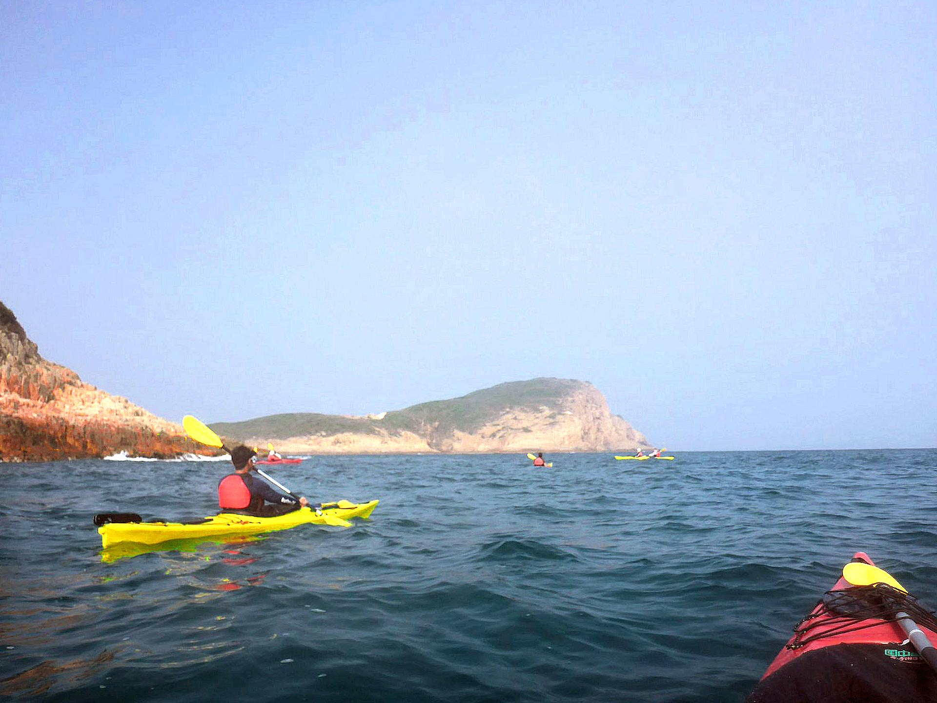 UNESCO-sea kayak hong kong island5