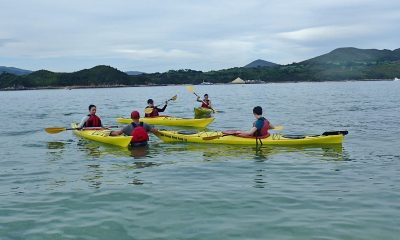 Kayak Control Course Hong Kong