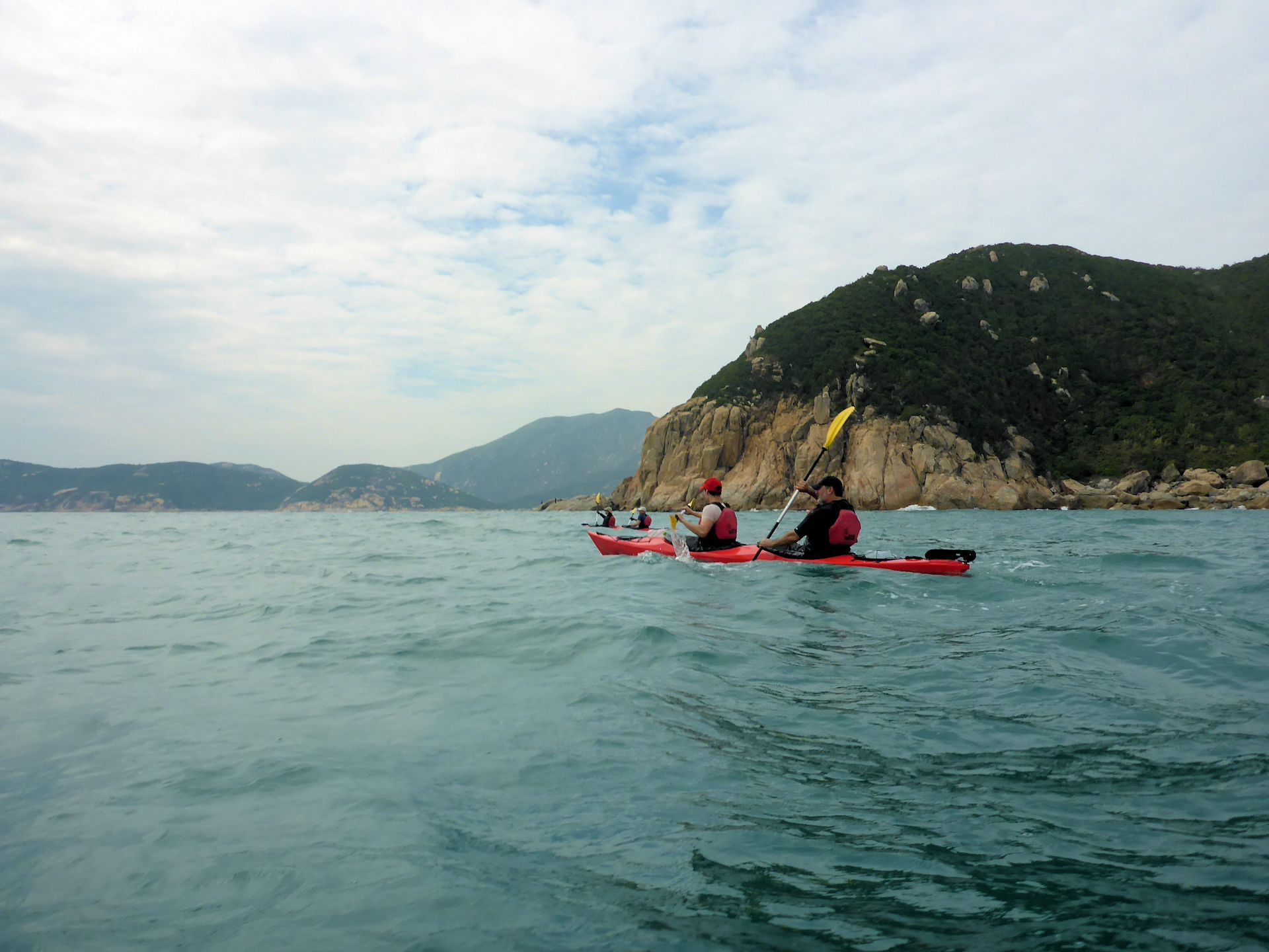 Sea Kayak Hong Kong destinations_33