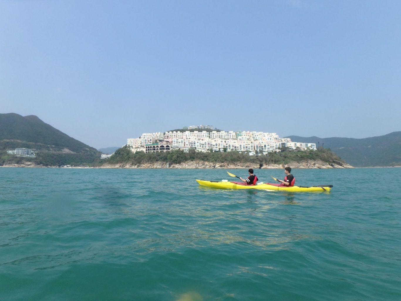 Redhill Peninsula Tai Tam Wan Hong Kong