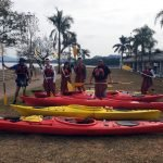 2020 Sea Kayak Hong Kong Sharp Island 18Jan