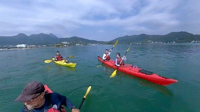 2020 Sea Kayak Hong Kong Sharp Island 18Jan_28