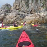 2020 Sea Kayak Hong Kong Sharp Island