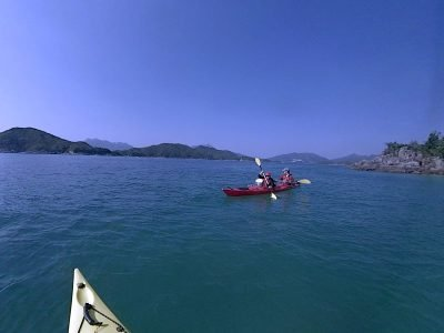 Sea Kayak Hong Kong Sharp Island