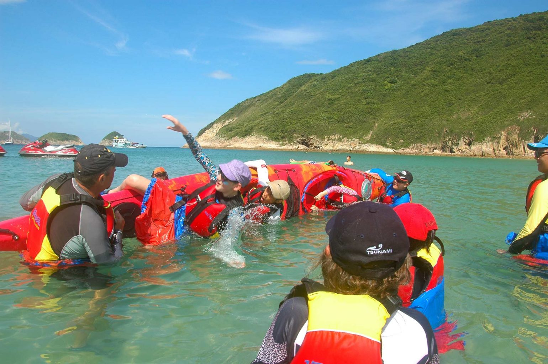 kayak skills camps
