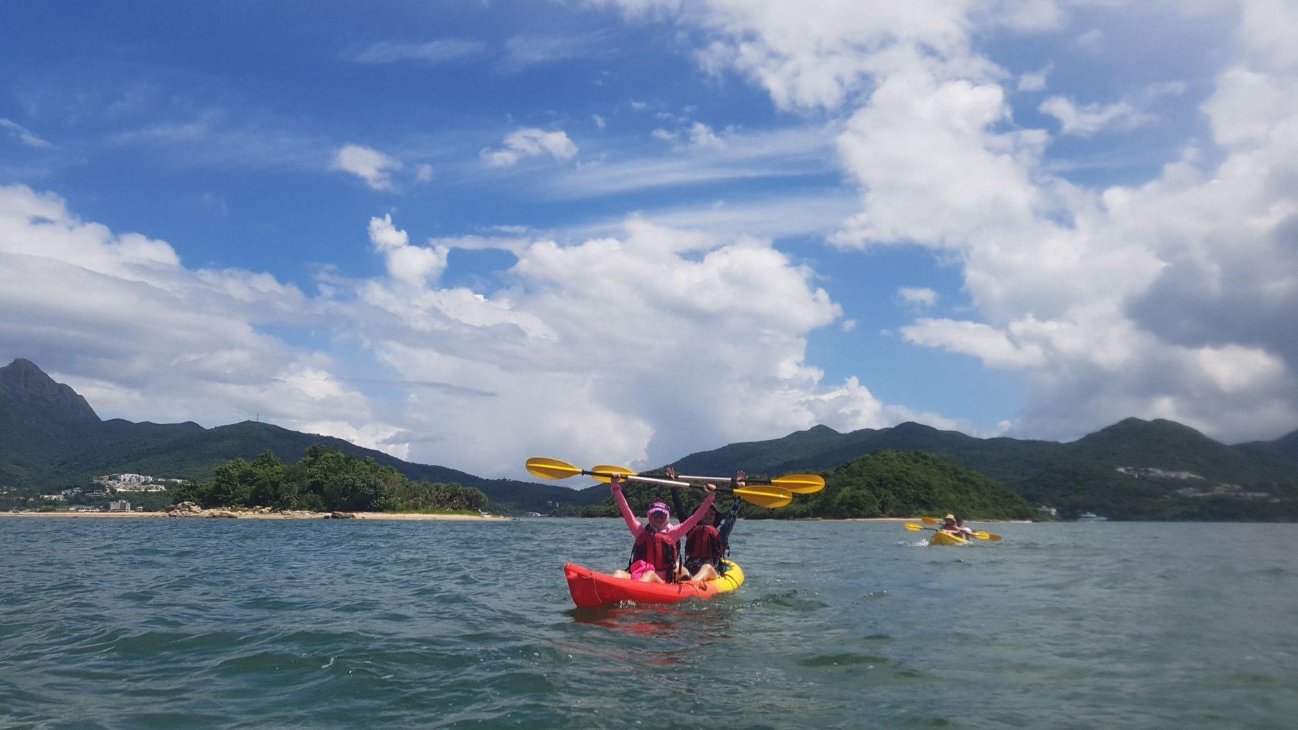 Sharp island half day sea kayak tour