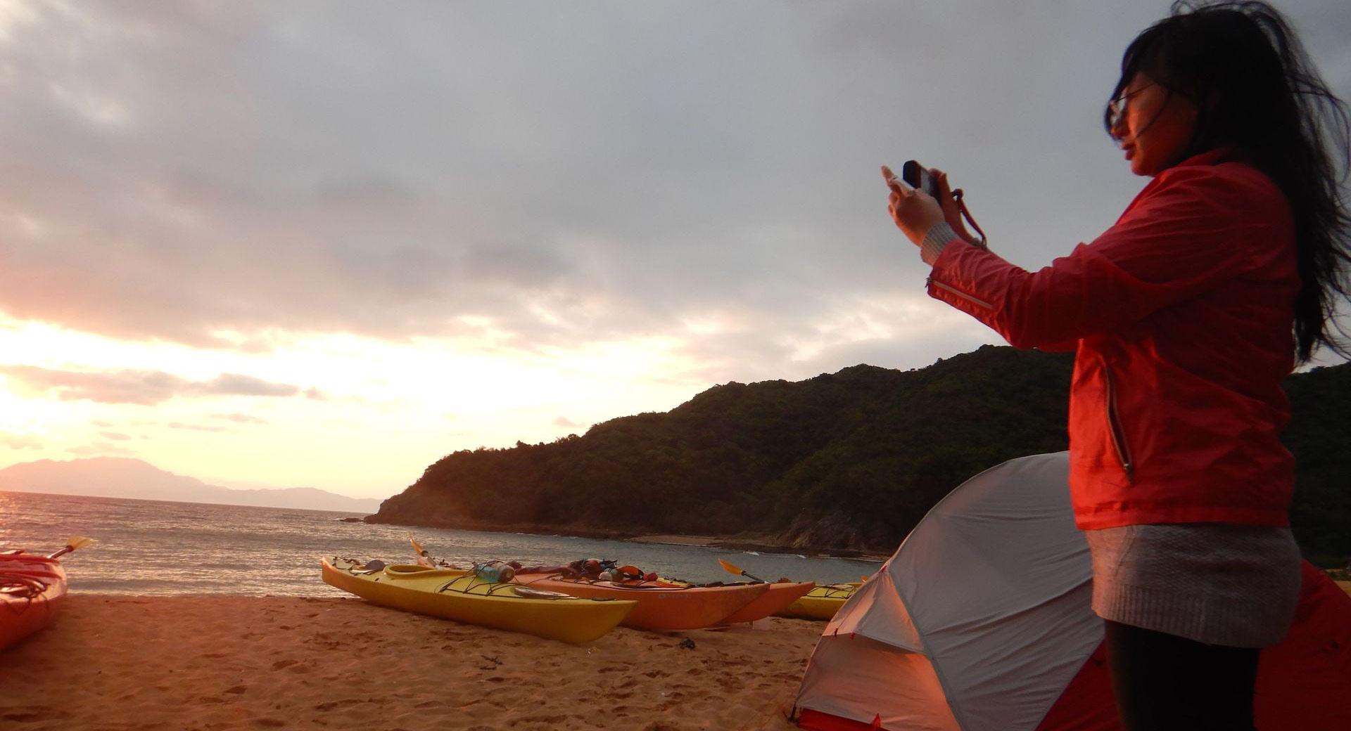 2 day sea kayak tours