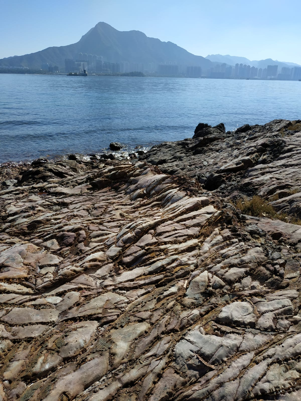 geological remnants
