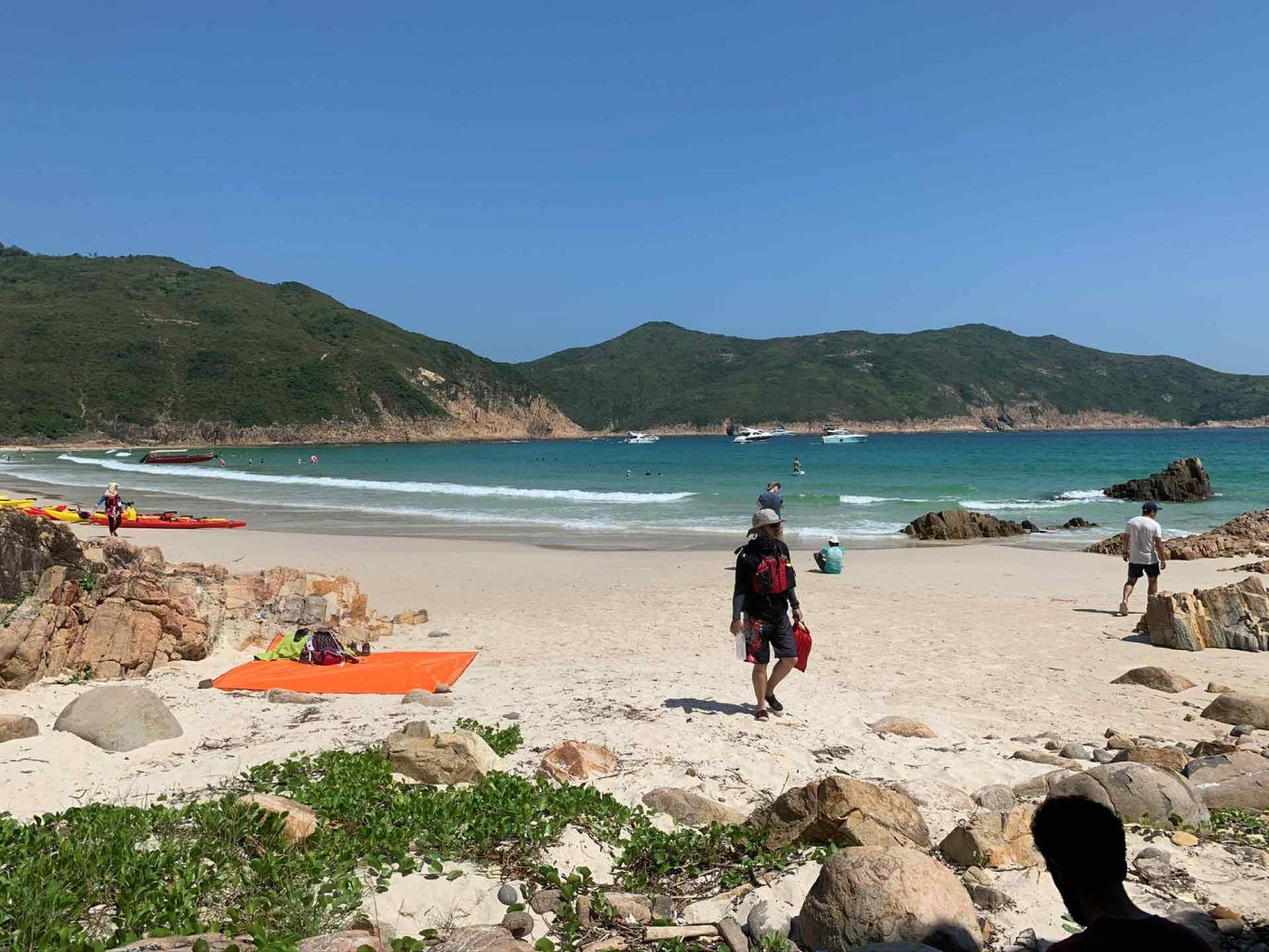 more beautiful beaches in Hong Kong