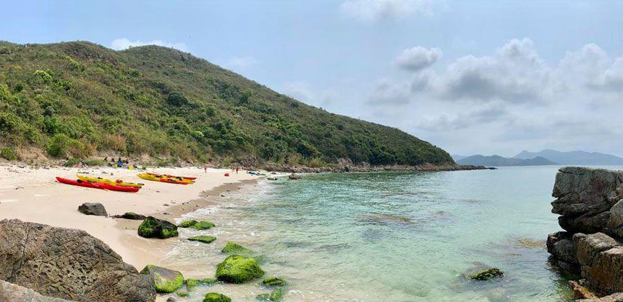 sharp island full day eco-tour