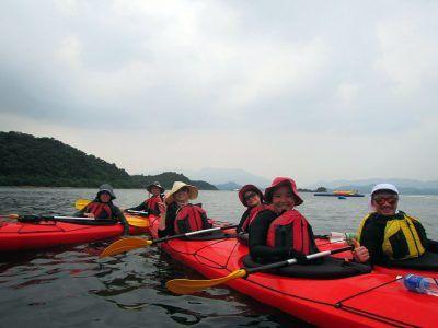 3 fathoms cove sea kayak tour