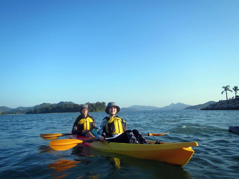 04 Oct Sharp Isald sea kayak photos Hong Kong