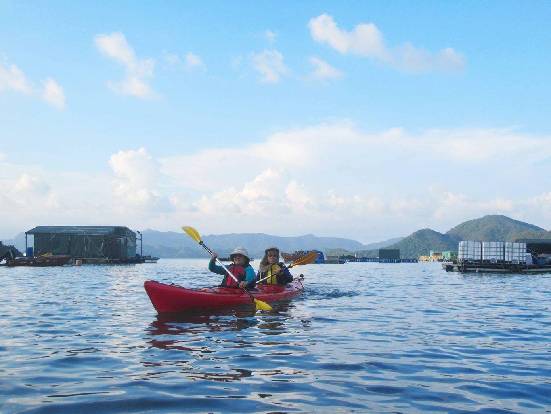 sea kayak photos