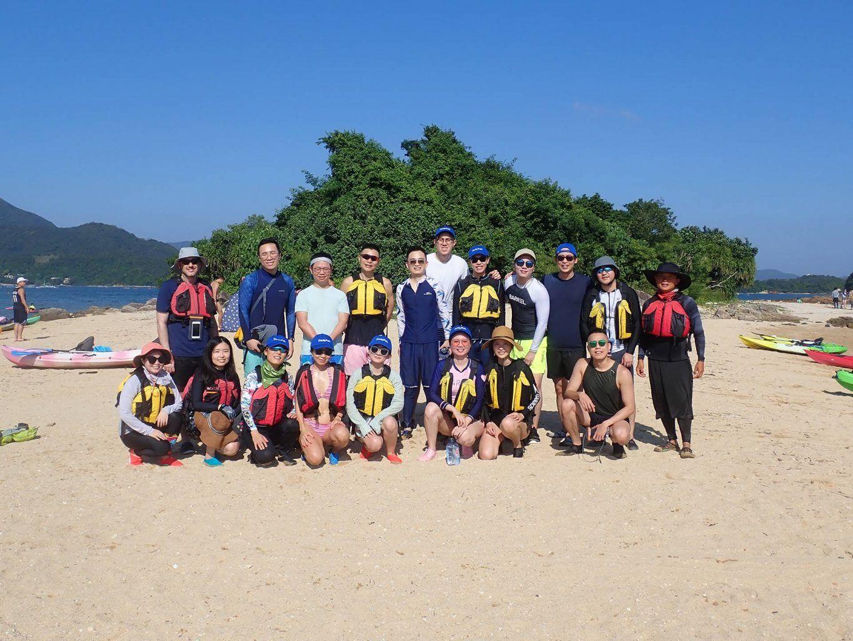 25 Sepsea kayak photos Sharp Island