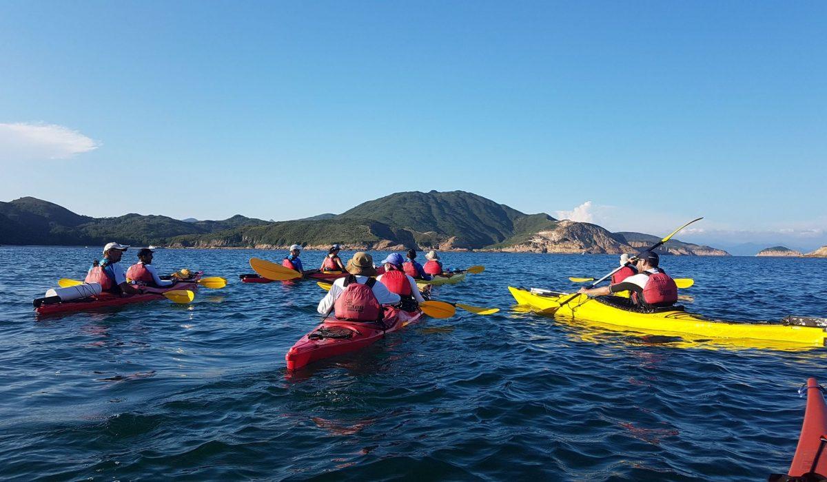 Sea Kayak Hong Kong 2018 Jul 28 UNESCO Geopark_42
