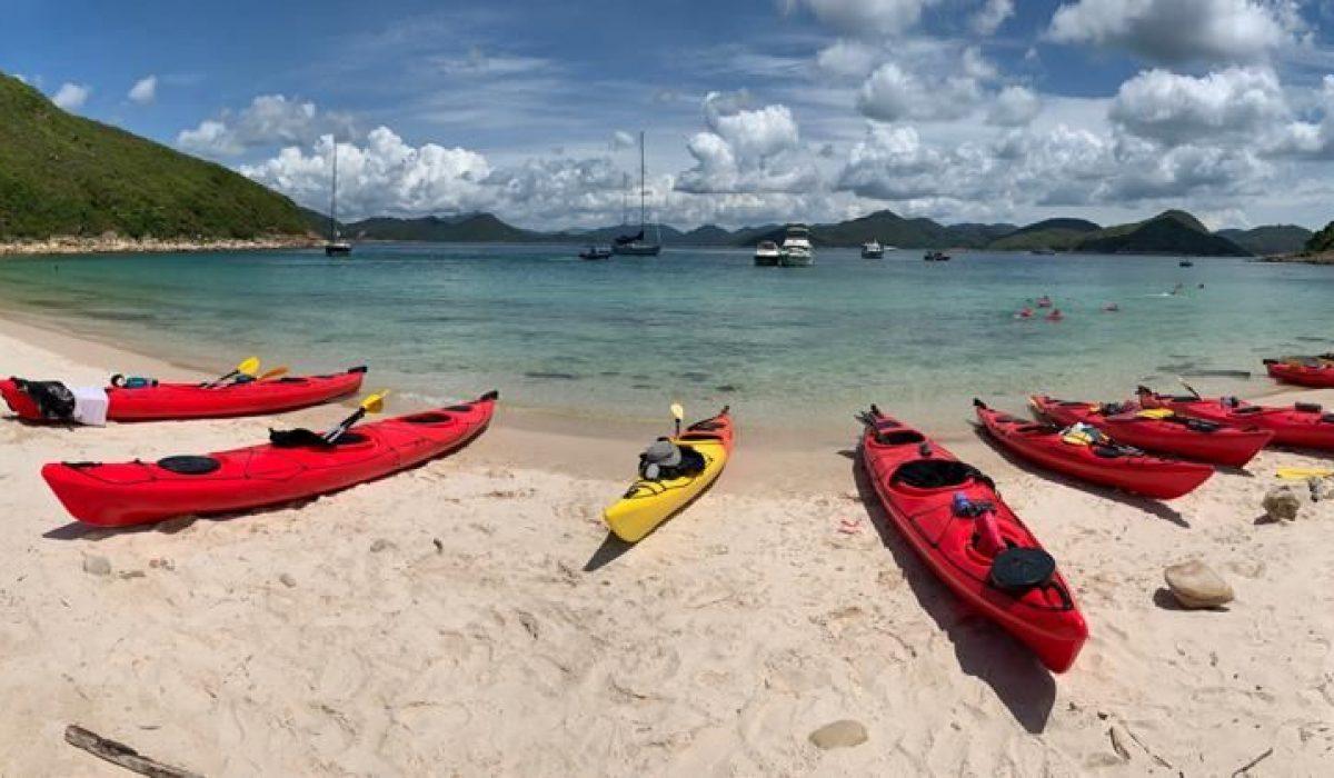 Sea Kayak Hong Kong Camping Trip_42