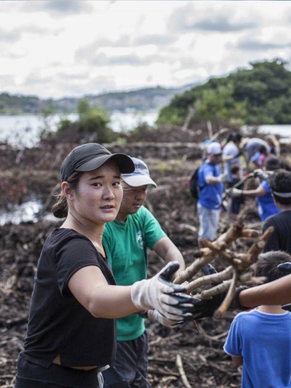 coastal restoration ocean literacy camp