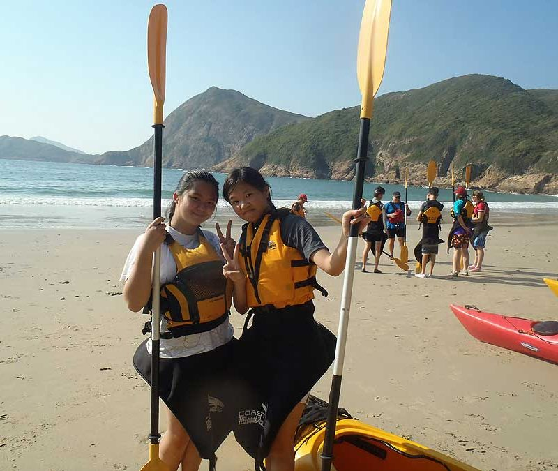 sea kayak school